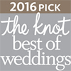 The Knot Best Wedding Photographer 2016